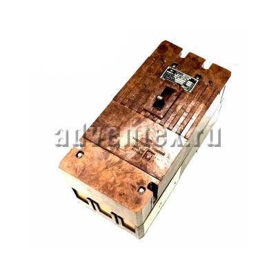 Фото Автоматические выключатели А3771П
