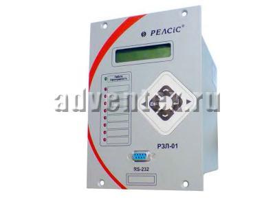 Микропроцессорное устройство релейной защиты и автоматики РЗЛ-01.02К1