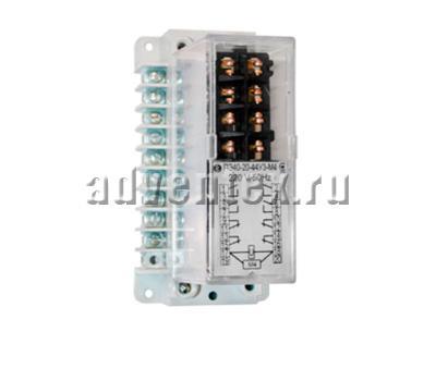 Реле промежуточные электромагнитные ПЭ43