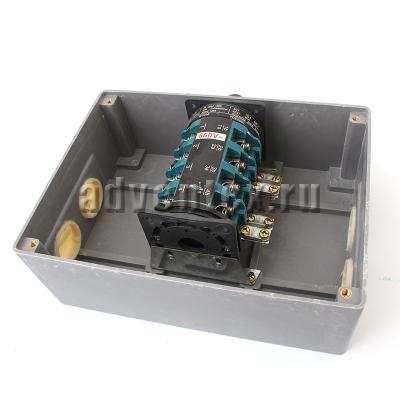 Рубильник QS5-100P/4 - фото 1