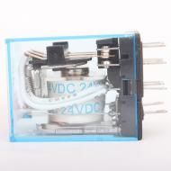 Электромагнитное промежуточное реле MY3 (DC 24 V) - фото 1