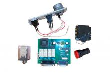 Фото электрооборудования к автоматам газводы