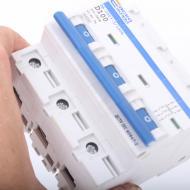 ВА-2003 3р 100А АсКо выключатель автоматический модульный - фото 1