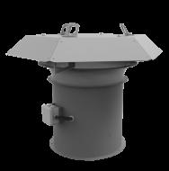 Вентиляторы крышные приточные ВКОП-0 фото 1