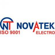 Логотип компании ООО «Новатек-Электро»